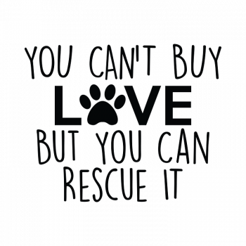 You Cant Buy Love But You Can Rescue IT2